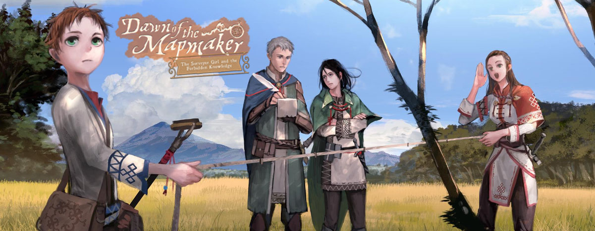 Dawn of the Mapmaker Banner